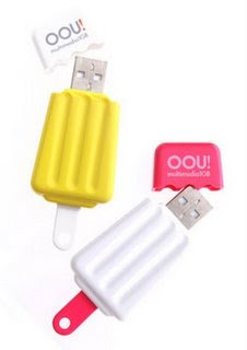 USB Flash pen drives - candy