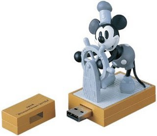 USB Flash pen drives - mickey