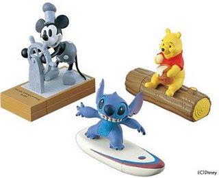 USB Flash pen drives - toys mickey mouse