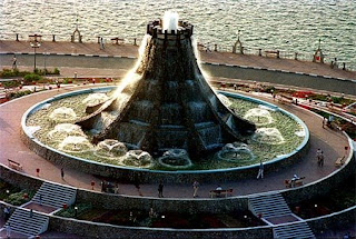 Abu Dhabi - Top 15 Fountains of the World