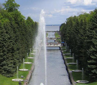 Saint-Petersburg - Top 15 Fountains of the World