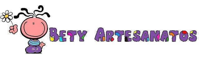 Bety Artesanatos - crochê, ponto cruz, quilling, fuxico, feltro e muito mais!!!