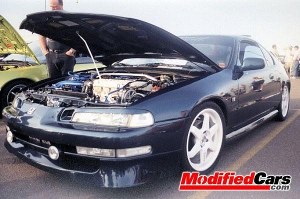 luxuries cars  modified car honda prelude sr