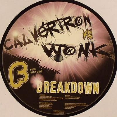 Calverton Vs Wonk - Breakdown