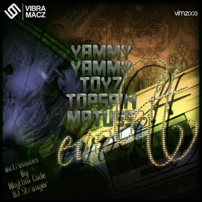 YAMMY YAMMY TOYZ/TOPSPIN/MATUSS - Evolett