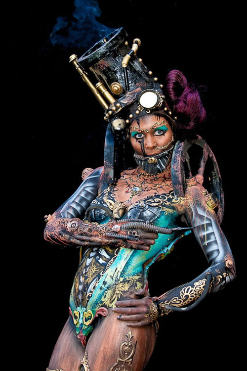 10 Facts You need to Know About Body Painting - Body