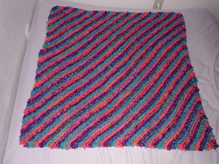 linus blanket project