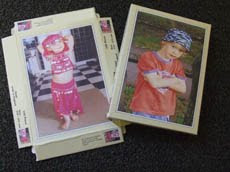 personalised boxed 1000 piece photo jigsaw puzzle