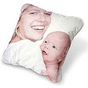 large range of popular personalised photo cushions