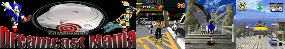 Sega Dreamcast Mania