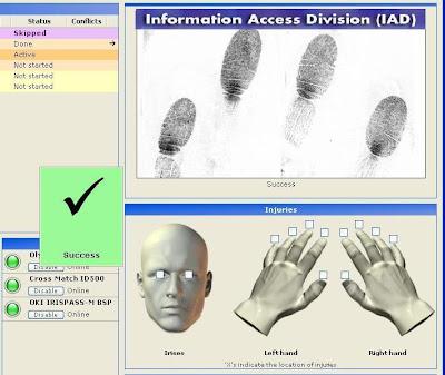 România-fruntaşă la întrecerea pe naţiuni pentru introducerea actelor cu date biometrice