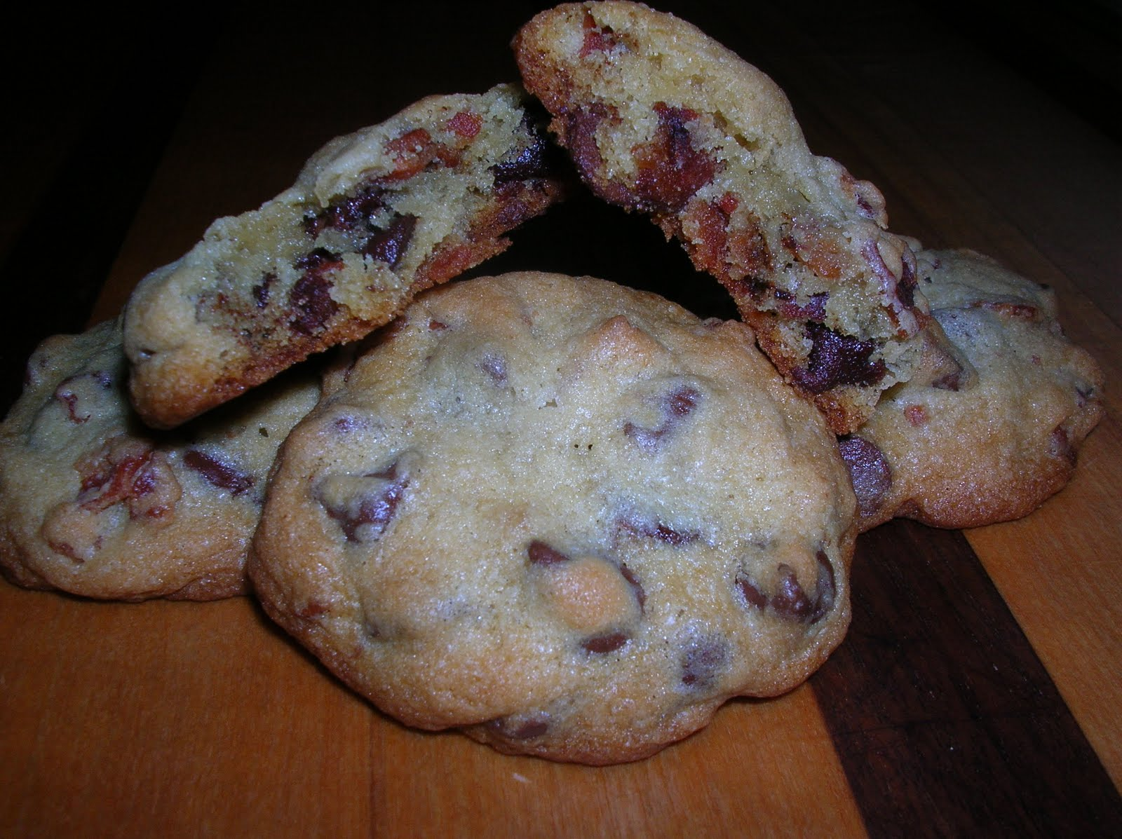 Year of Cookies: Cookie Recipe #365 - Bacon Chocolate Chip