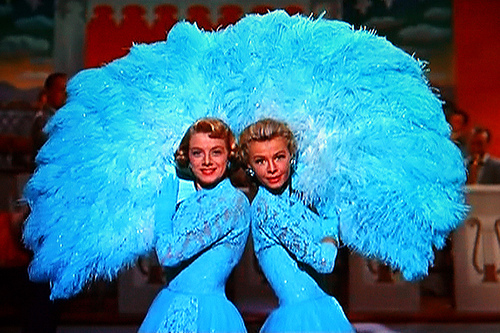 make it sets the stage for the rest of the movie but i cant help but agree with bing crosby when he says why dont we just pay the guys 200 - The Movie White Christmas