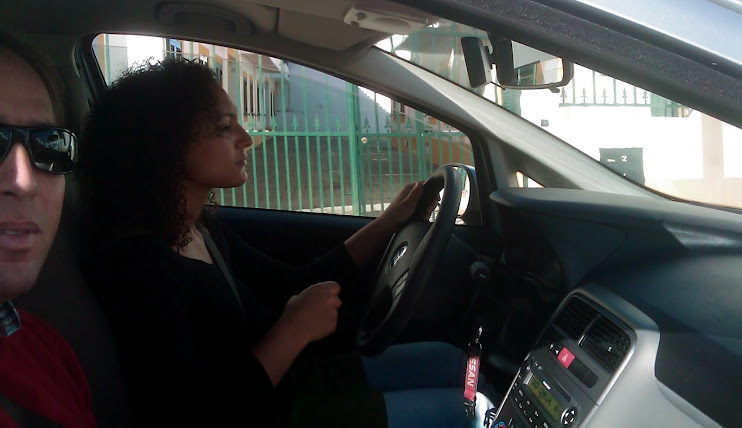 Aulas de Condução