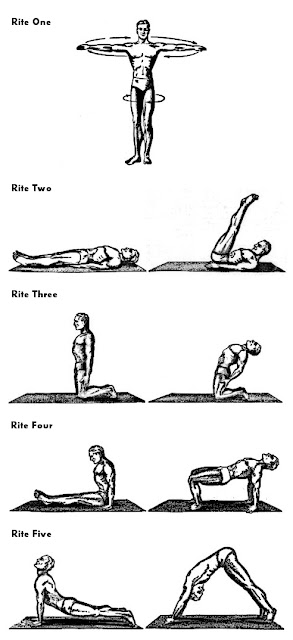 Five tibetan rites sex drive