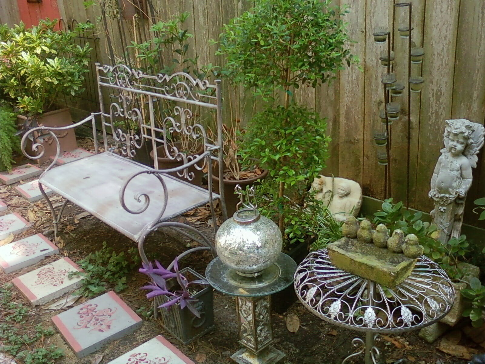 No Grass Backyard Pictures : Back Yard Designs with No Grass httpinteriorspaceliftblogspotcom