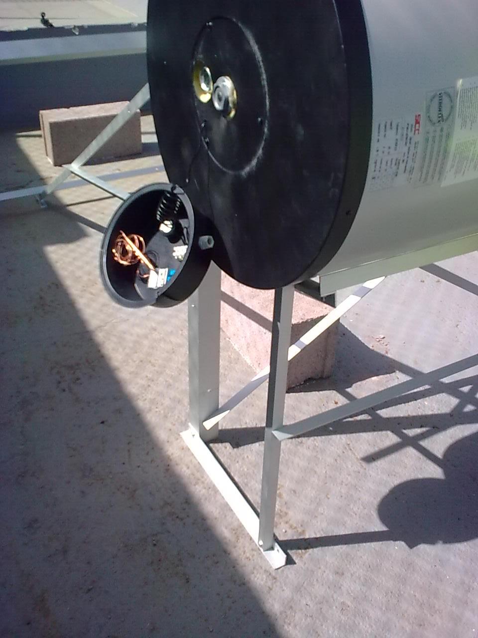 Fontaneria ro ma placas solares agua caliente y ahorro - Placas solares agua caliente ...