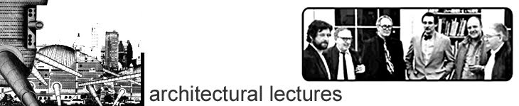 architectural lectures