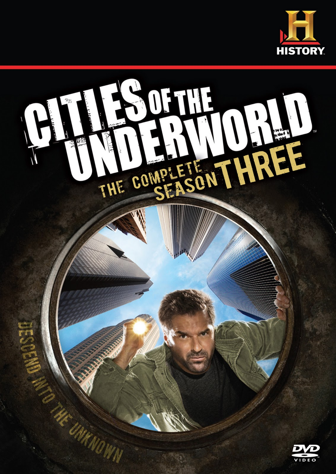 Cities of the underworld season 3 by history channel the history