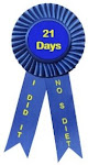 21 DAY AWARD - I DID IT! - 07-17-08