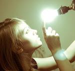 Deixe a sua luz brilhar.