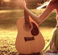 O louvor depende mais do seu coração, do que do seu instrumento.