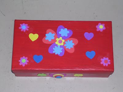 Creaciones con encanto cajas decoradas - Cajas de zapatos decoradas ...