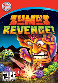 game: Zuma Revenge (PC - ziddu)