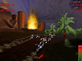 Game Dirt Bike Maniacs PC