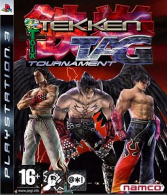 Tekken 5 Tag Tournament Working Emulator PC