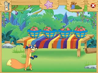 PC Game Dora the Explorer Swipers Big Adventure