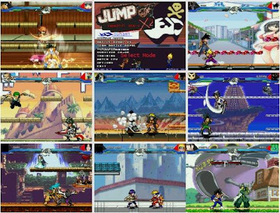 Jump Tamashii Stars X2 Download