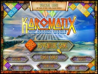 Game Karomatix The Broken  PC