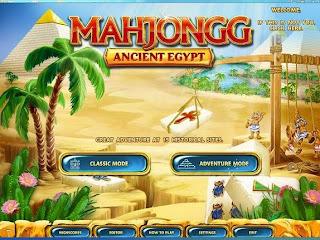 Mahjongg Ancient Egypt PC Game