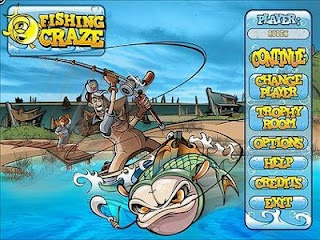 Game Fishing Craze Portable