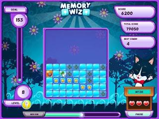 Game Memory Wiz