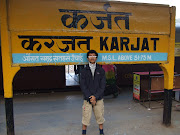 At Karjat Station
