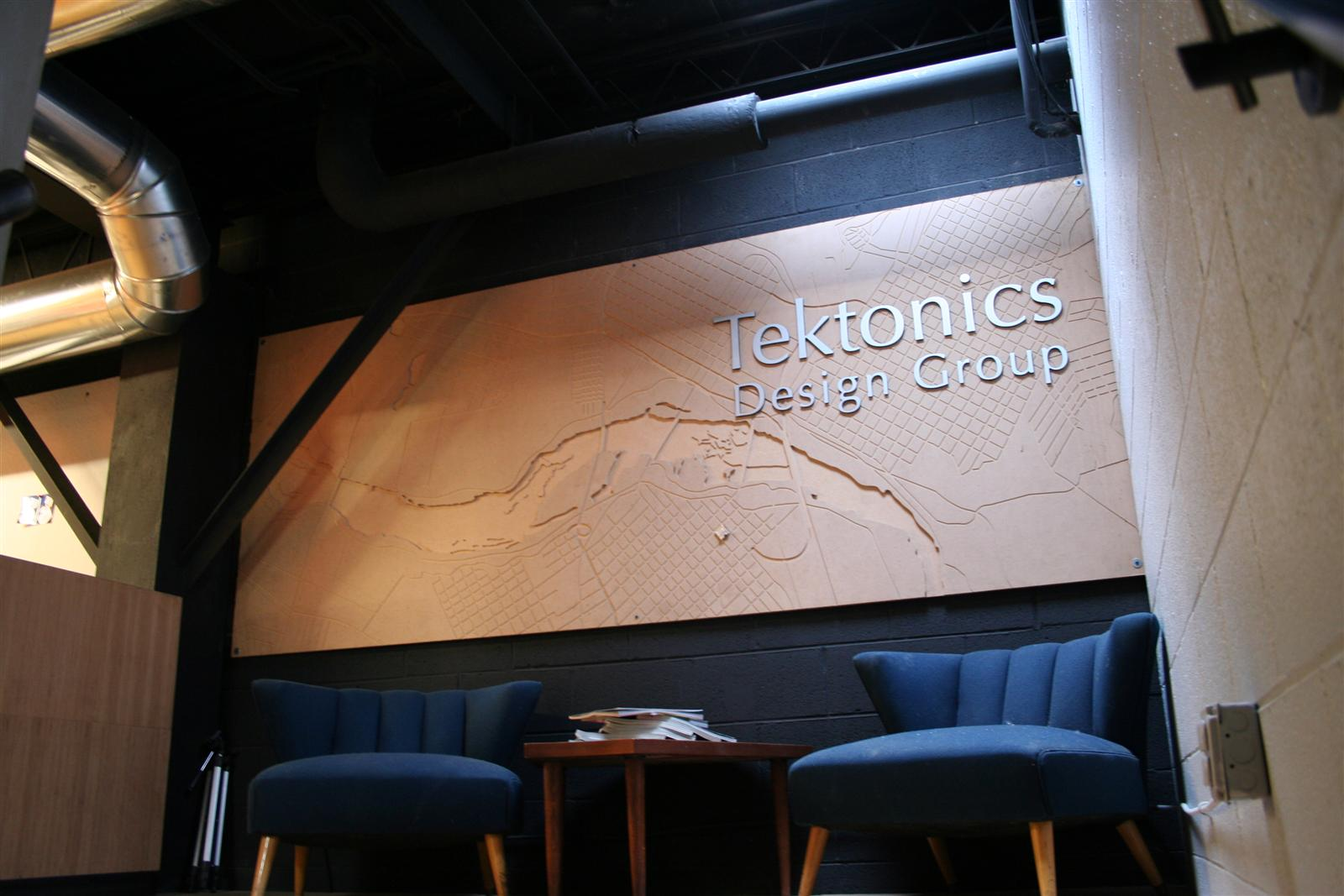 Based Tektonics Design Group Blazing Trails Into DC Territory With A Local Office Helmed By Architect And LEED AP Will Teass Working Their Hands