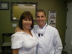 San Deigo Dentist Dr Aldo Espinosa and one of Many Happy Patients