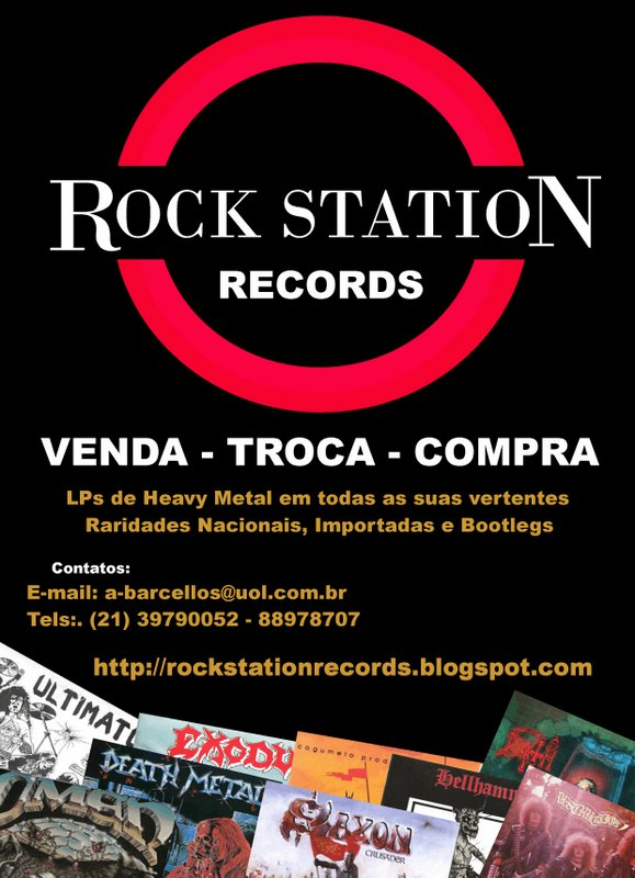 RockstatioN RecordS