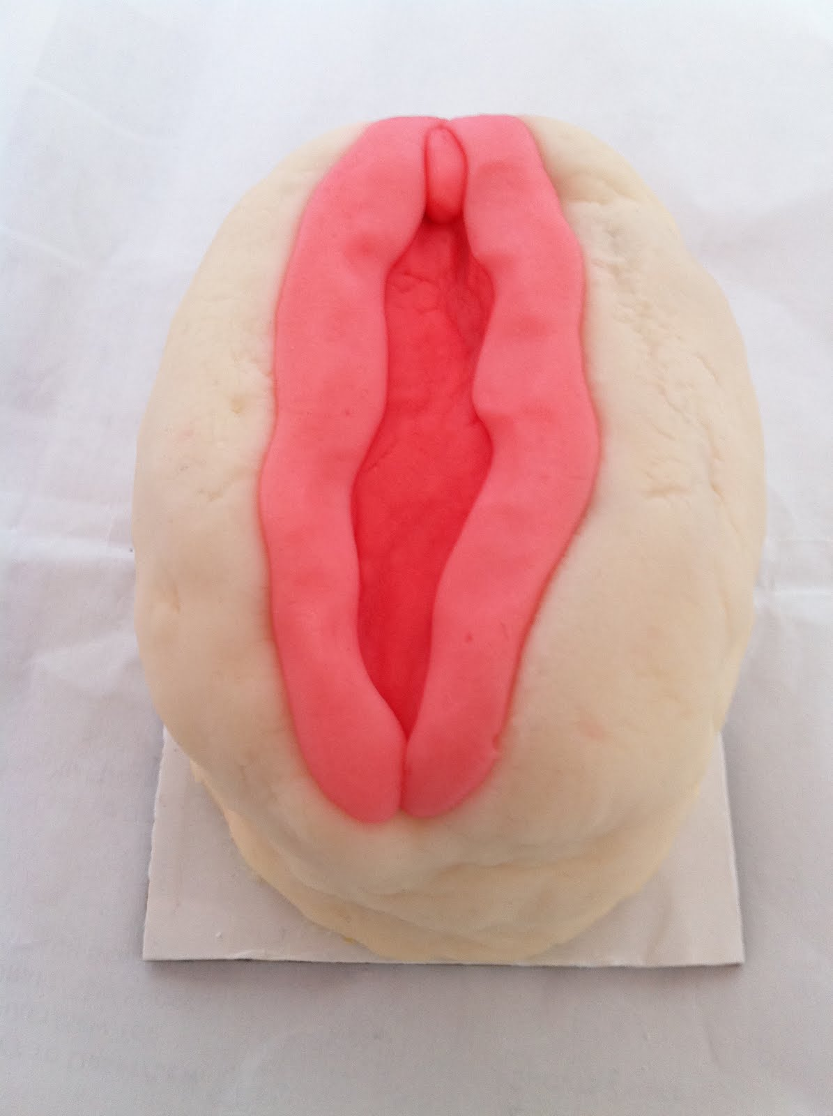 vagina cake another view