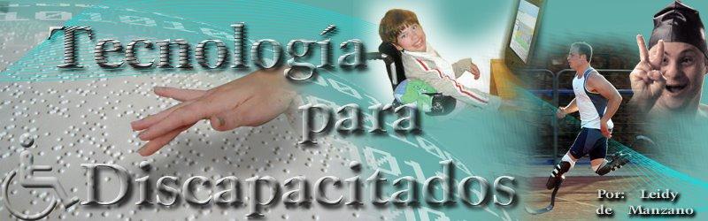Tecnología para Discapacitados