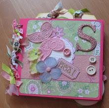 Minialbum rosa