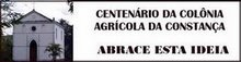 Centenário da Colônia Agrícola Constança - Leopoldina-MG