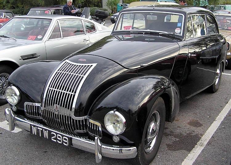cars: Allard