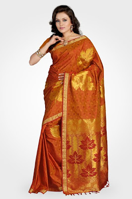 RMKV Silk Saree Collections