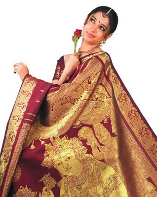 RMKV Wedding Designer Silk Saree designs
