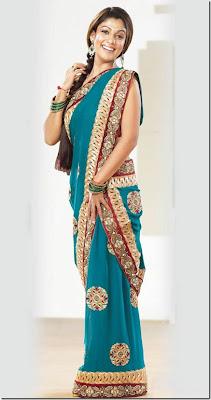 Nayanthara in Pothys Designer Sarees collections stills