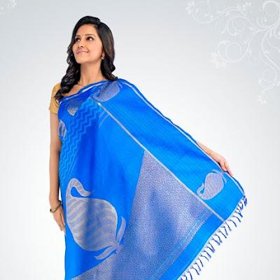 Silk Saree designs
