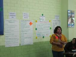 LOS ORGANIZADORES DEL ÁREA DE COMUNICACIÓN
